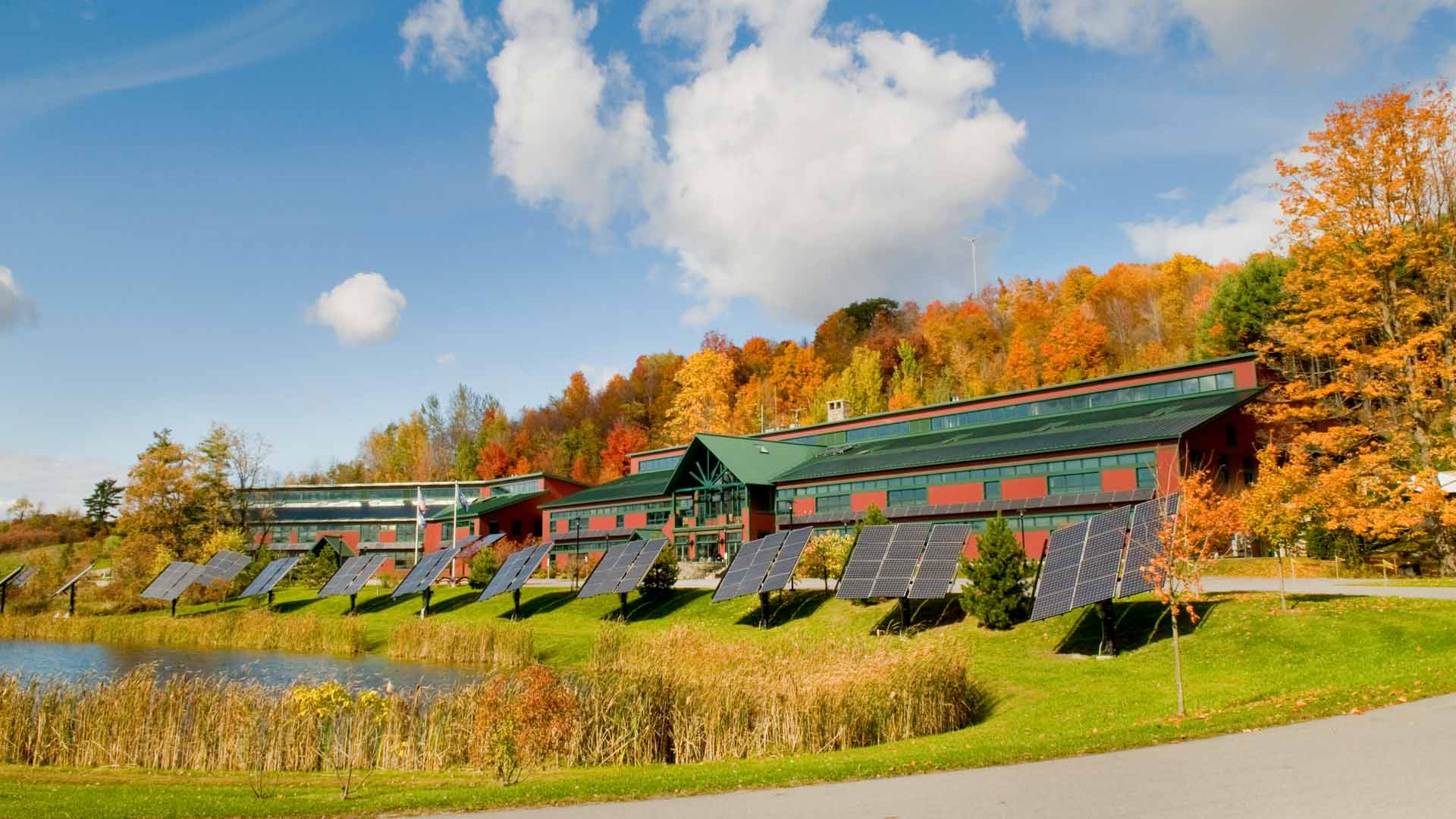 Architecture and design of Wind NRG Partners, LLC - Hinesburg, Vermont