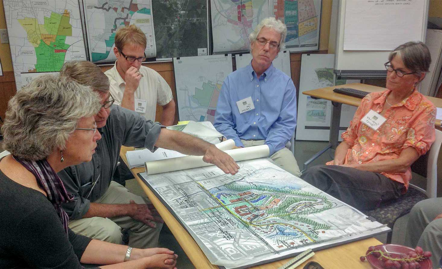 Maclay Architects has an open collaborative process